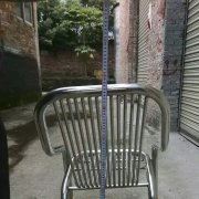 stainless steel pipe chair table ss201